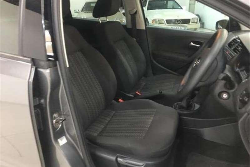 VW Polo Hatch 1.2TSI Trendline 2016