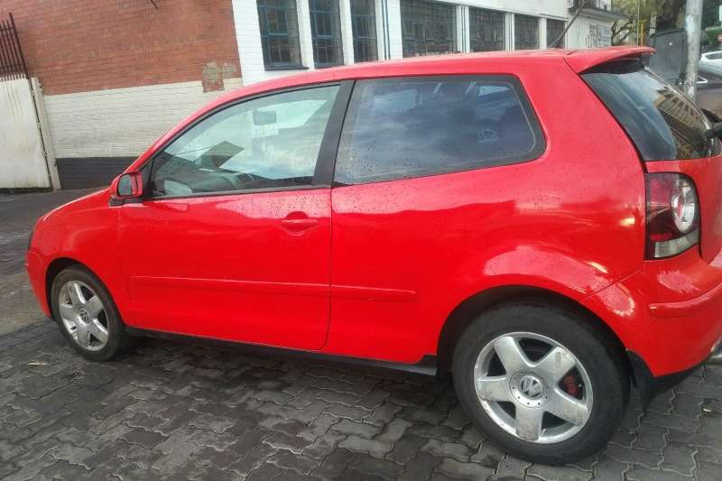 2007 VW Polo hatch