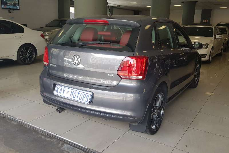 2011 VW Polo hatch