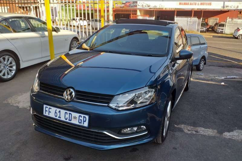 2016 VW Polo hatch