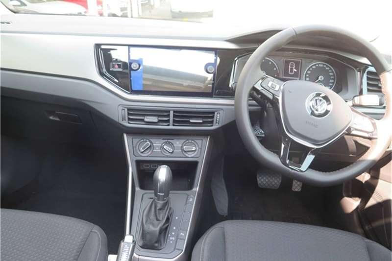 VW Polo Hatch POLO 1.0 TSI COMFORTLINE DSG 2018