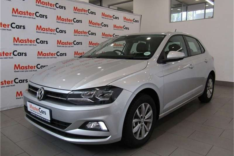 2018 Vw Polo Hatch Polo 1 0 Tsi Comfortline Dsg Hatchback Petrol