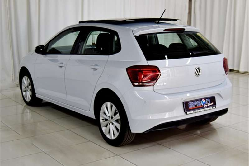 2018 Vw Polo Hatch Polo 1 0 Tsi Highline Dsg 85kw Hatchback