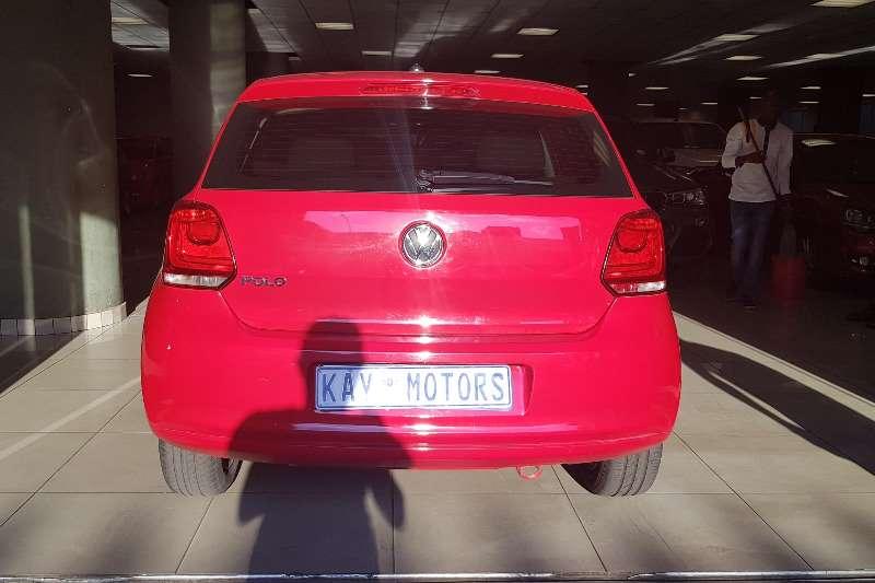 VW Polo Hatch POLO 1.4 COMFORTLINE 2012