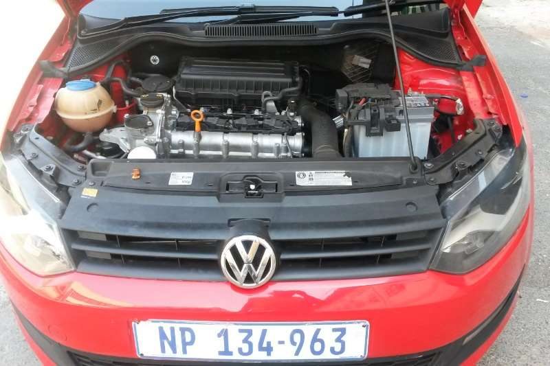 VW Polo Hatch POLO 1.6 COMFORTLINE 2012