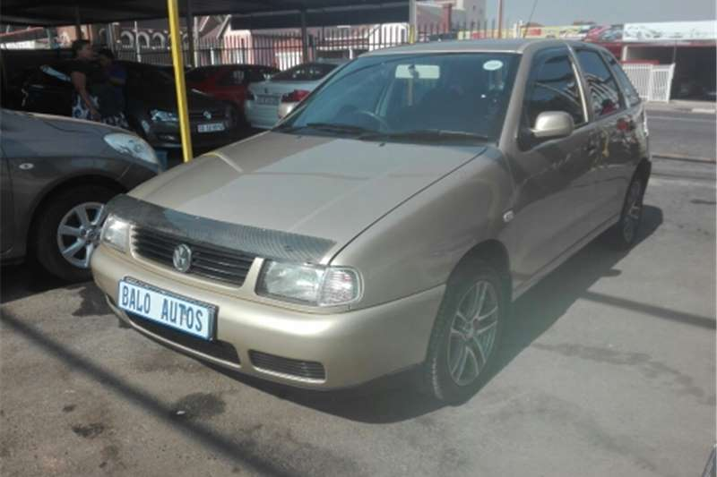 2002 VW Polo hatch