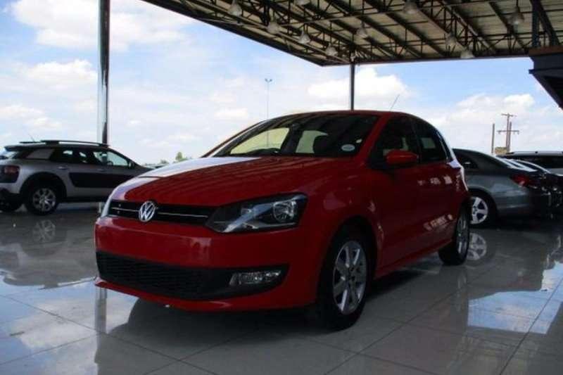2013 VW Polo 1.6 Com