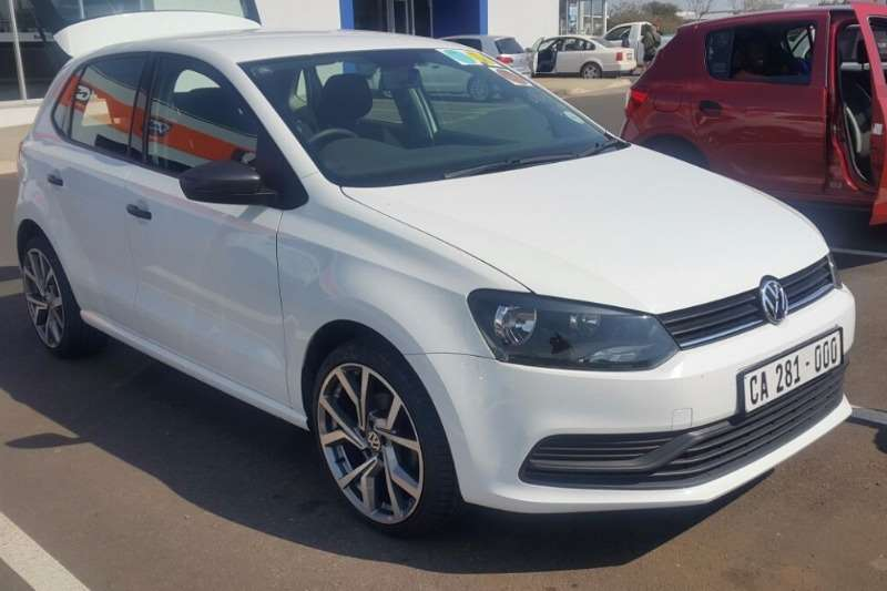 2016 VW Polo hatch 1.2TSI Trendline