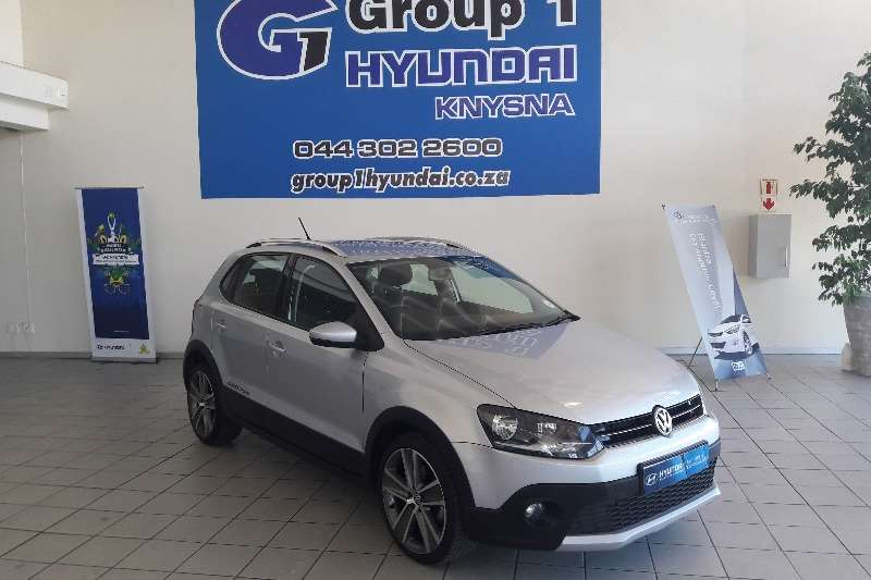2014 VW Polo Cross  1.6TDI Comfortline