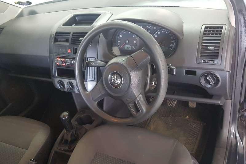 2010 VW Polo sedan 1.6 Comfortline