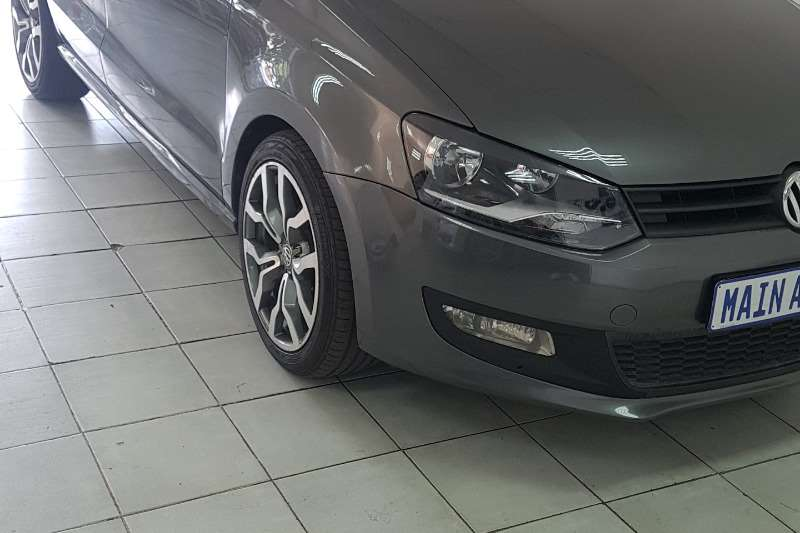 2013 VW Polo 1.4 Trendline