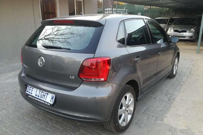 2011 VW Polo 1.6 Comfortline