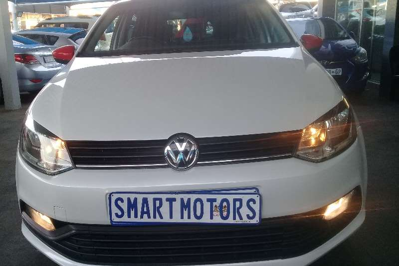 2017 VW Polo 1.6 Comfortline Special Edition, used for sale  Johannesburg