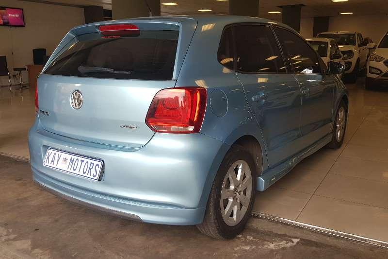 2012 VW Polo 1.2TDI BlueMotion