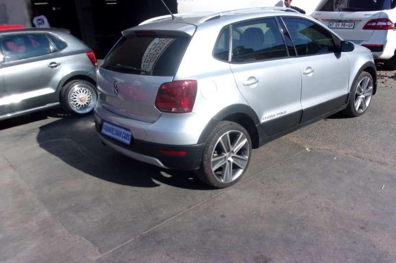 2011 VW Polo Cross  1.6