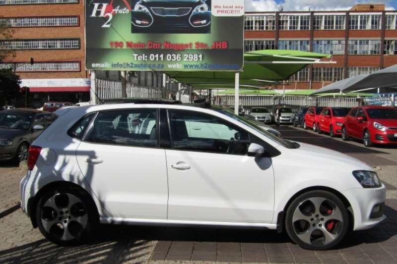 2014 VW Polo GTI auto