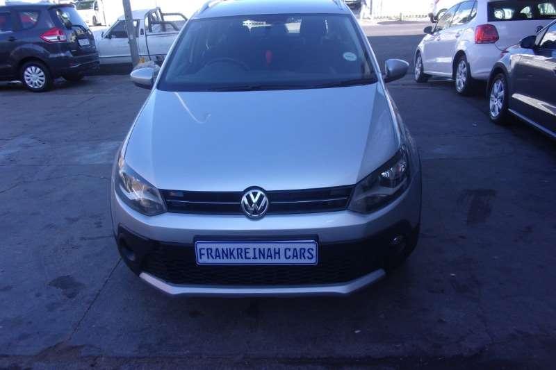2012 VW Polo Cross  1.6