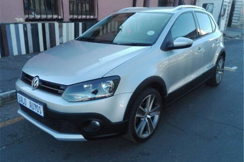 2012 VW Polo Cross  1.6 Comfortline Urban Ice