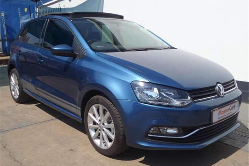 2017 VW Polo 1.2TSI Highline