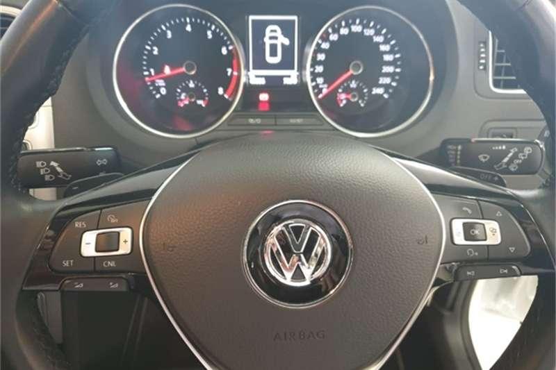 2016 VW Polo 1.2TSI Highline auto