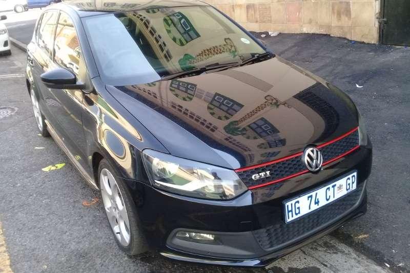 2012 VW Polo GTI auto