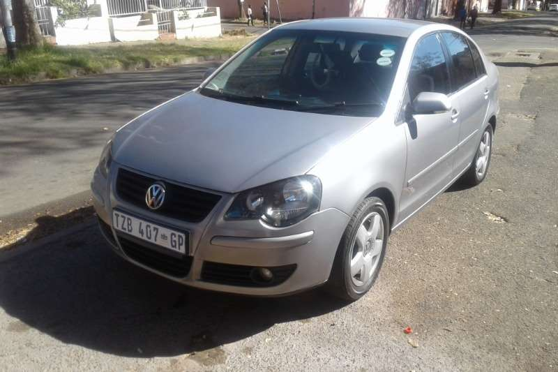2007 VW Polo Classic 2.0 Highline