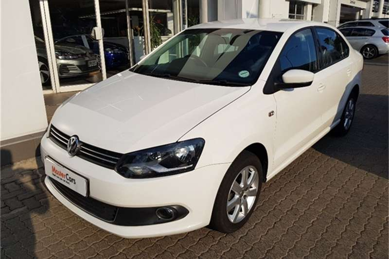 VW Polo sedan 1.5TDI Comfortline 2017