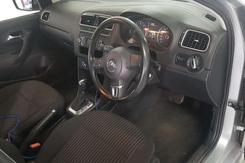 VW Polo sedan 1.6 Comfortline auto 2013
