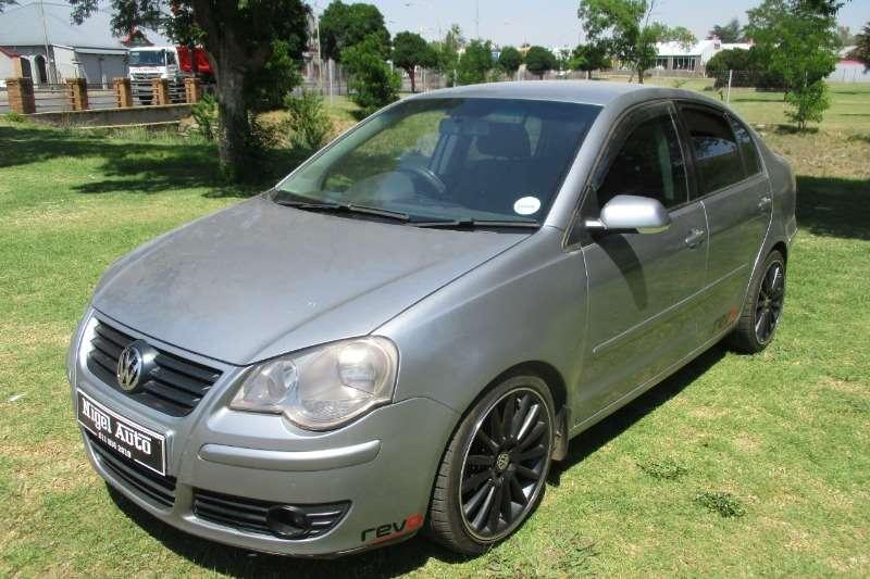2008 VW Polo sedan