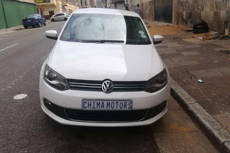 2015 VW Polo sedan