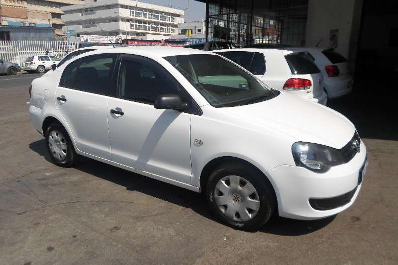 VW Polo Vivo 1.4 sedan 2014