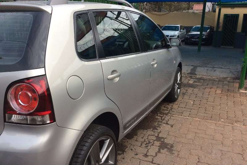 VW Polo Vivo 1.4 trendline 2014