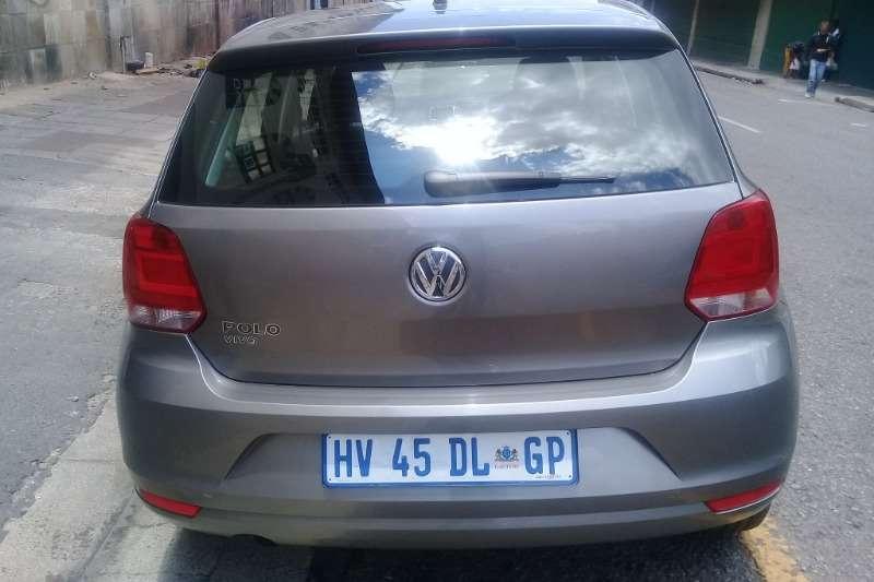 VW Polo Vivo 1.4 Trendline 2018