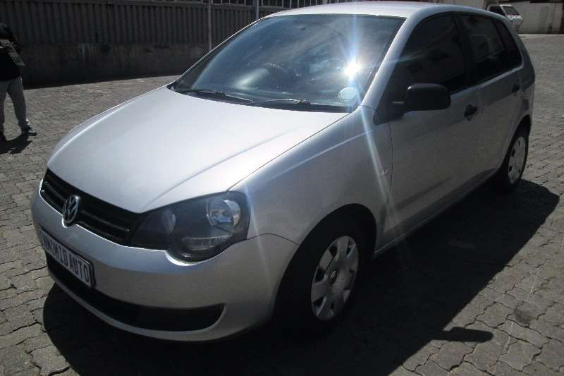 VW Polo Vivo 5-door 1.4 2011