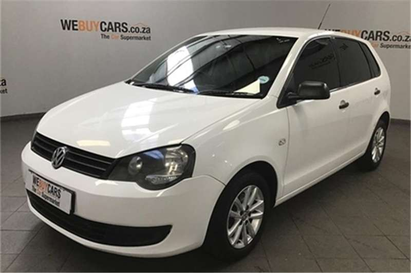 VW Polo Vivo 5-door 1.4 2012