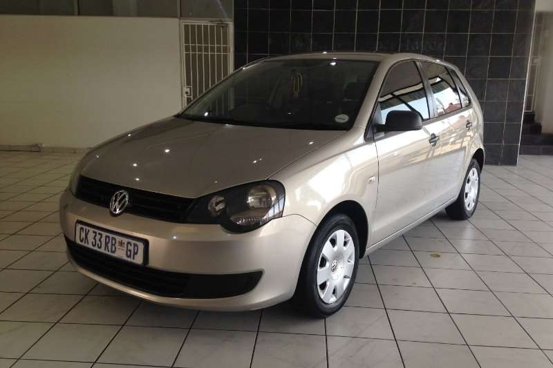 VW Polo Vivo 5-door 1.4 2013