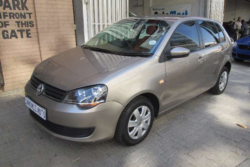 VW Polo Vivo 5 door 1.4 2015