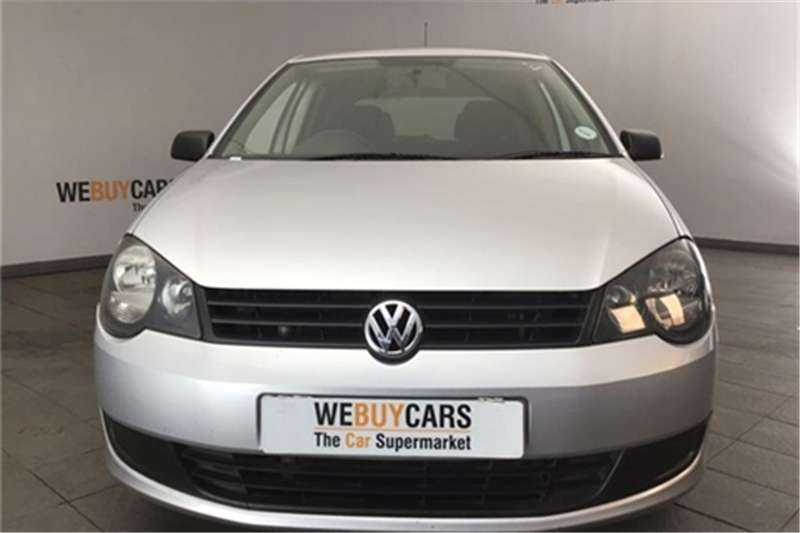 VW Polo Vivo 5 door 1.4 Blueline 2012