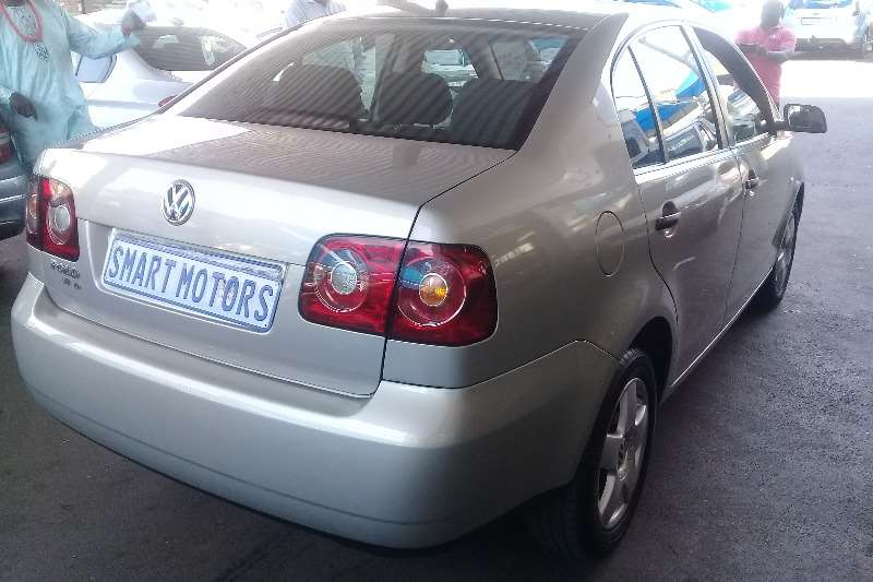 VW Polo Vivo 5 door 1.4 Blueline 2014