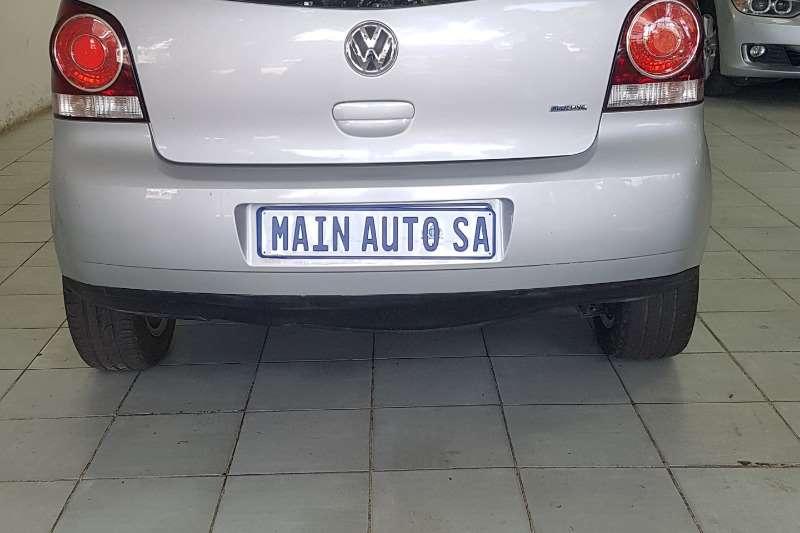 VW Polo Vivo 5 door 1.4 Blueline 2016