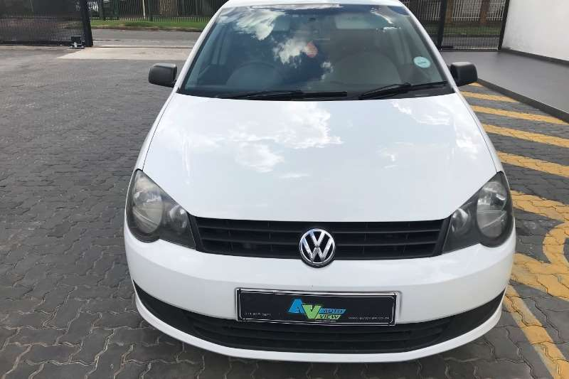 VW Polo Vivo 5-door 1.4 Trendline 2012
