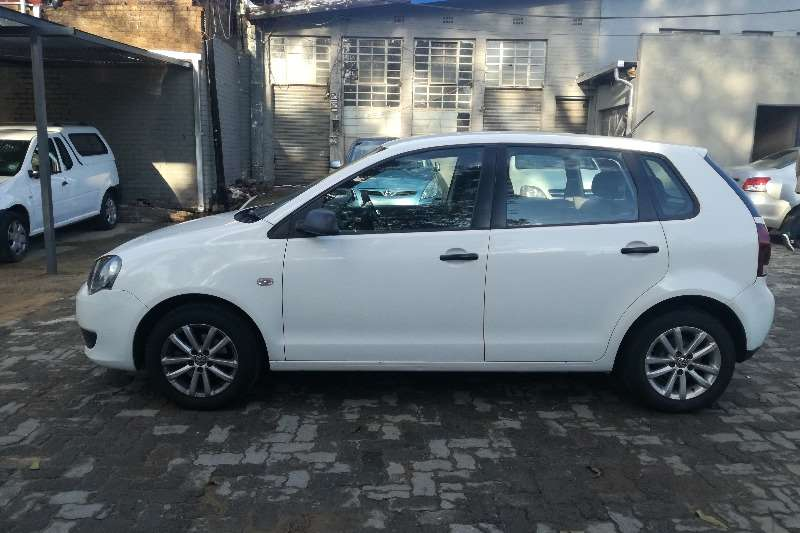 VW Polo Vivo 5 door 1.4 Trendline 2013