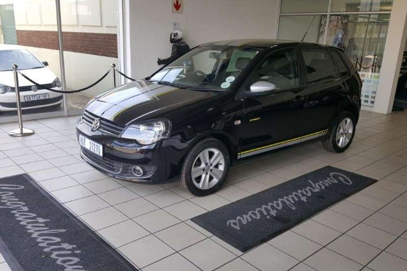 VW Polo Vivo 5-door 1.4 Trendline 2016