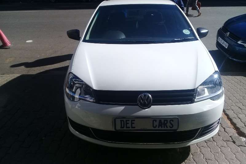 VW Polo Vivo 5 door 1.4 Trendline 2016