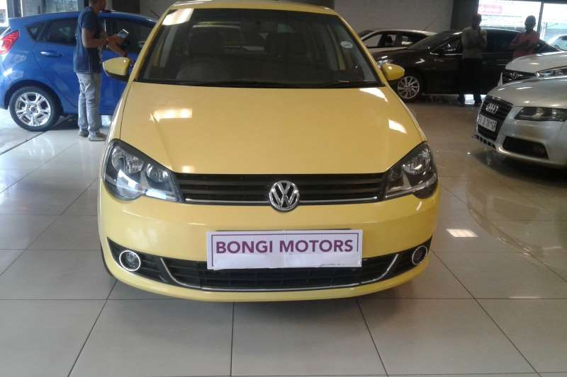 VW Polo Vivo 5-door 1.4 Trendline 2017
