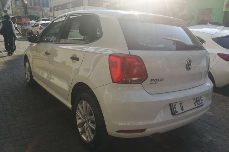 VW Polo Vivo 5 door 1.4 Trendline 2018