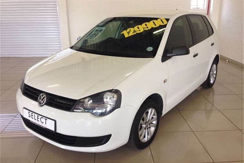 VW Polo Vivo 5-door 1.4 Trendline auto 2014
