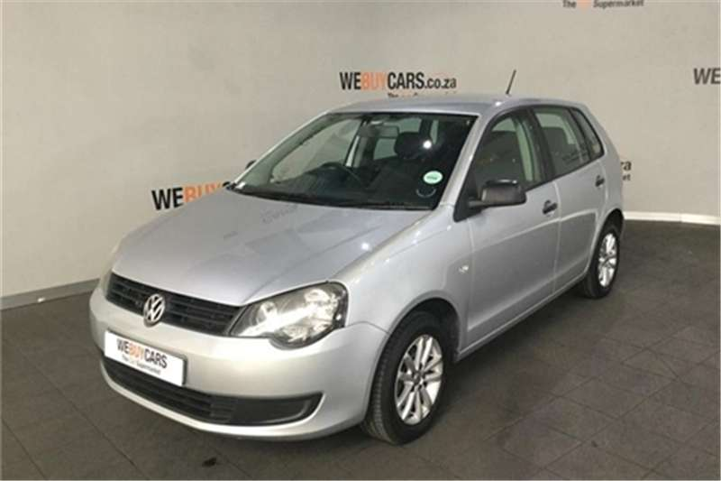 VW Polo Vivo 5-door 1.6 2010