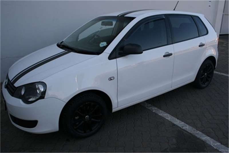VW Polo Vivo 5-door 1.6 Trendline 2012