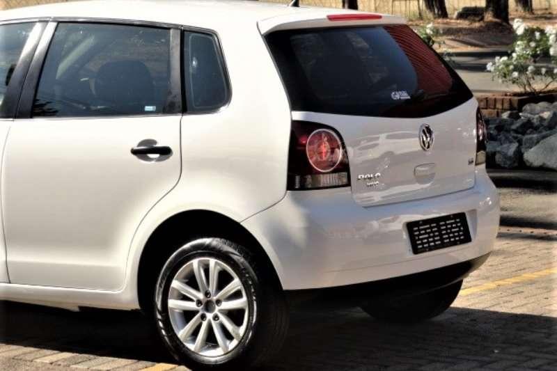 VW Polo Vivo 5 door 1.6 Trendline 2013